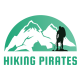 hiking pirates logo by hikingpirates.com