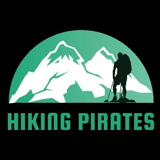 Hiking Pirates